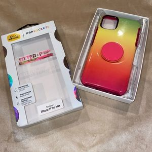 Otter box Popsocket Case | iPhone 11 Pro Max